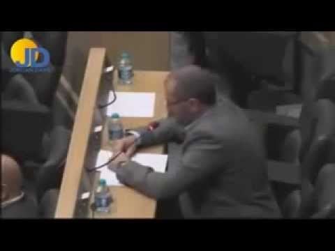فيديو النائب الاردني تامر بينو: اسرائيل عدو! ومعاهدة السلام هي اذلال للاردنين
