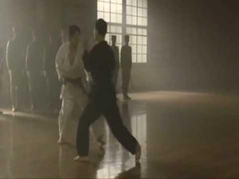 Kuro Obi (Black Belt) - Taikan Vs Togo
