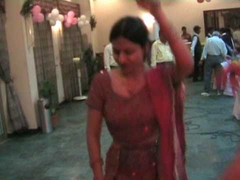Indian Punjabi Wedding Dance