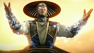 Raiden Revealed As The Newest Mortal Kombat Character