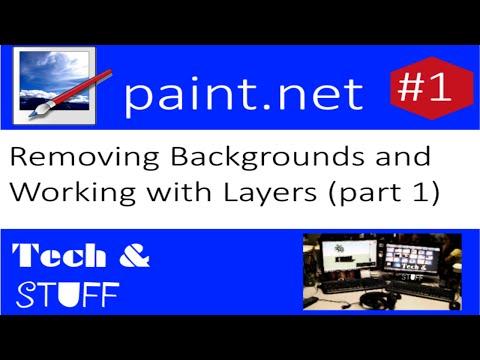 Paint Net Import Picture Into Image