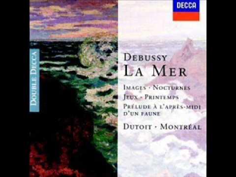 Dutoit/Montreal - Debussy: Images - Iberia III: Le Matin d'un jour de fete