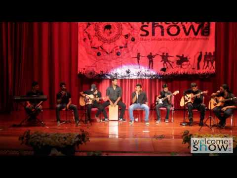 AIT cultural show Aug'13 Singing 1st Place - Sri Lanka