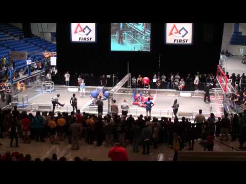 2014 FRC Silicon Valley Regional Final Match 1