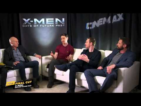 Ellen Page Cinemax Max Final Cut X-Men Days of Future Past 19 May 2014