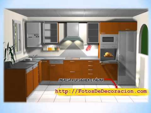 Decoraci n de cocinas con cer mica como decorar una for Ceramica cocina decoracion