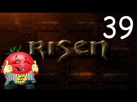 Прохождение Risen: 39я часть [В глубь вулкана]