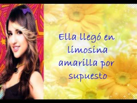 Flores Amarillas- Lola (con LETRA!)