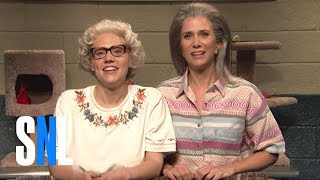 Whiskers R We with Kristen Wiig - SNL