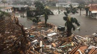 Hurricane Michael's strong winds, heavy rain damage Florida Panhandle | ABC News
