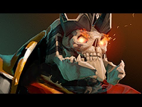 Dota 2 Skeleton King