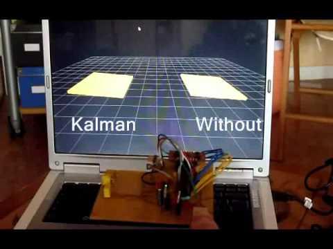 Kalman Filtering Tutorial