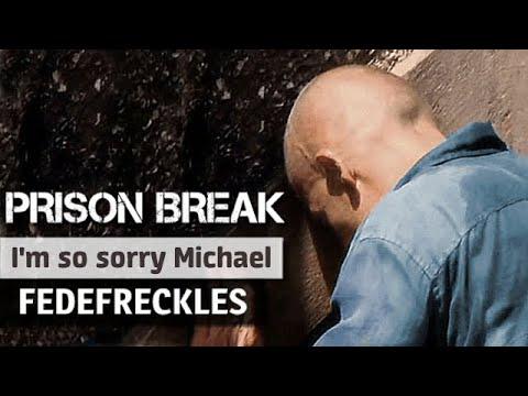 Prison Break   She's dead, Michael..