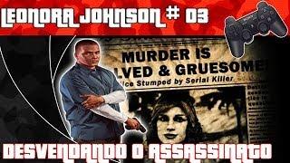 GTA V LEONORA JOHNSON EPISÓDIO 03 (FINAL) LENDO AS