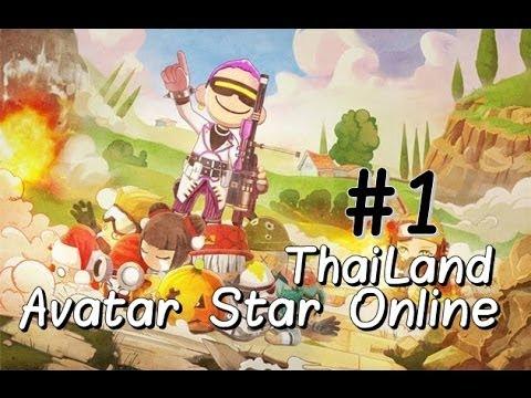 Avatar Star Online (CBT) - #1 มากันเป็นพวง [Thai]