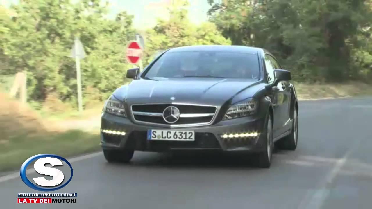 Nuova mercedes benz cls shooting brake ecco il nuovo modo for Mercedes benz cls station wagon