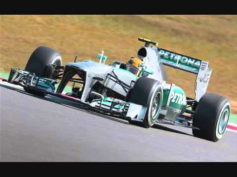 Lewis Hamilton Team Radio (Korea 2013)