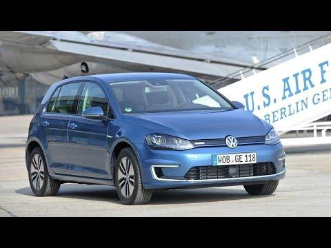 """Test: VW e-Golf - Der """"Flüsterer"""