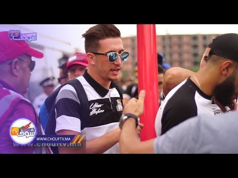 بالفيديو..لحظة وصول الجماهير الجزائرية ملعب دونور قبل مباراة الوداد   |   خارج البلاطو