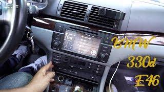 Установил радио на BMW E46 Денис Рем Дестакар