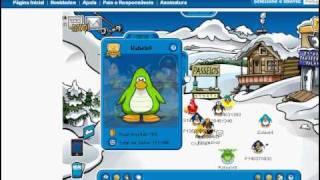 Senha De Um Pinguin Assinante