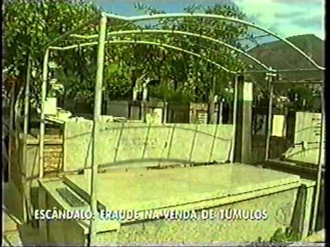 QUADRILHA EXUMA/TRASLADA RESTOS MORTAIS E VENDE ILEGALMENTE JAZIGOS EM CEMITÉRIOS DO RJ