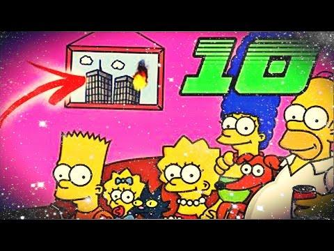 Las 10 Predicciones de Los Simpson Mas Increibles Y Aterradoras Que se Hicieron Realidad