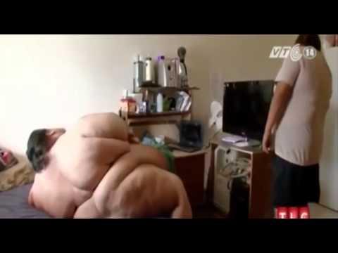 VTC14_ Những ngày cuối đời của người đàn ông béo nhất thế giới