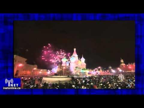 Happy New Year 2014: Celebrations around the World