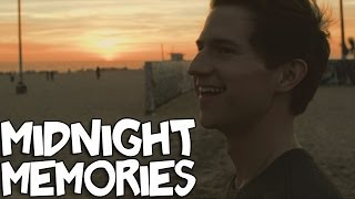 MIDNIGHT MEMORIES ONE DIRECTION (MUSIC VIDEO COVER