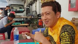 """Bên lề Thiên đường ẩm thực 4 : Ông hoàng Trường Giang """"bị"""" bỏ đói hay bị """"lủng"""" bao tử ?"""