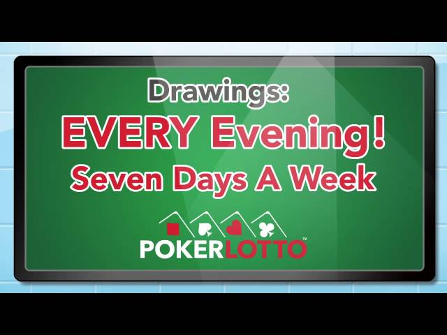 Poker lotto michigan how to play