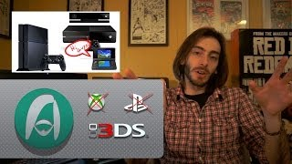 Games - Xbox One and PS4 Should Learn From The 3DS