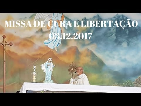 Santa Missa | 1° Domingo do Advento | 03.12.2017 | Padre José Sometti | ANSPAZ