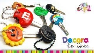 Decora tus llaves