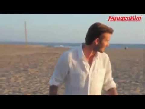 David Beckham Thể hiện chân sút siêu đẳng như hack