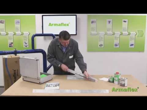 Armacell - Armaflex Tube Introduction video Application Video