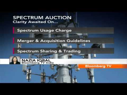 Newsroom- Voda, Airtel Apply For Spectrum Auction