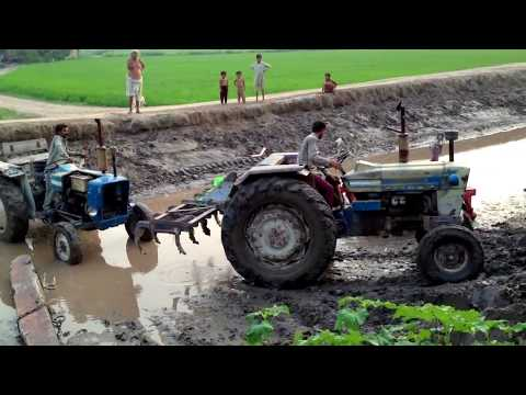 Tractor Pulling in Punjab