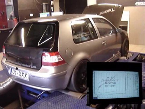 Golf R32 Bi Turbo Season 2008 Movie