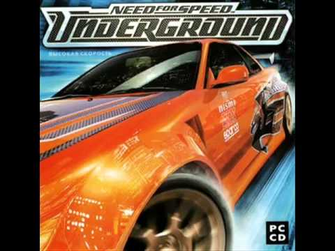 MUSICA DO NFS UNDERGROUND-get low