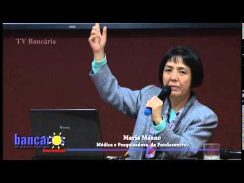 Médica Maria Maeno fala sobre saúde do trabalhador e desenvolvimento econômico