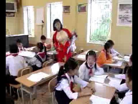 Tiếng Việt 5 - Tiết dạy mẫu - Mở rộng vốn từ  - Thiên nhiên
