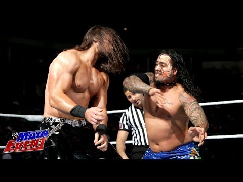 The Usos vs. Drew McIntyre & Jinder Mahal: WWE Main Event, Dec. 4, 2013