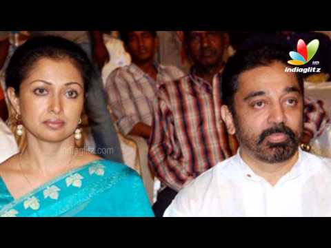 Kamal finally opens on his live in relationship with Gauthami  | Hot Tamil Cinema News