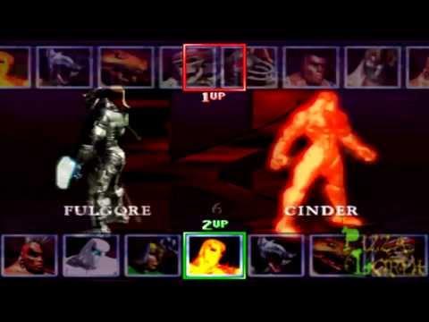 Killer Instinct  online (arcade)