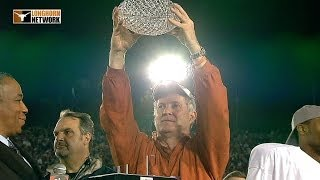 Mack Brown retrospective [Dec. 16, 2013]