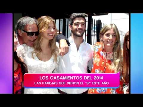El diario de Mariana - La boda de Marcela Kloosterboer y Fernando Sieling