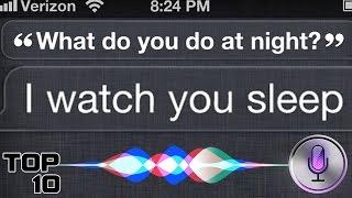 Top 10 Dumbest Things Siri Says - Part 3