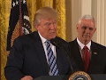 Trump to Staff: Well Do Great Things in 8 Yrs